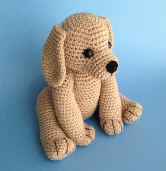 Crochet Patterns Puppies Free Manet For
