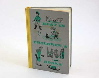 Best in Children's Books vol. 6 - Vintage Book c. 1958