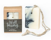 Well Hung Soap™ Soap On A Rope. Ready To Ship. Gifts for Men. Well Hung Soap On A Rope™