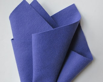 Grape Wool Felt, Pure Merino Wool, Purple Felt, Large Felt Square, DIY Sewing, Waldorf Handwork, Needlework, Doll Making, Applique, Toys