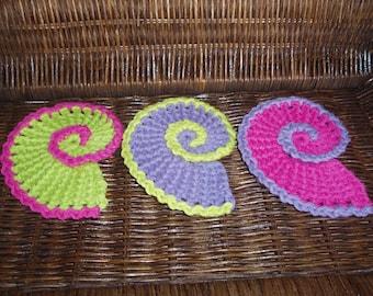 Ocean Scallop Shell Afghan - Media - Crochet Me