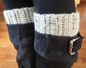 Crocheted Boot Cuffs | Boot toppers | Boot socks
