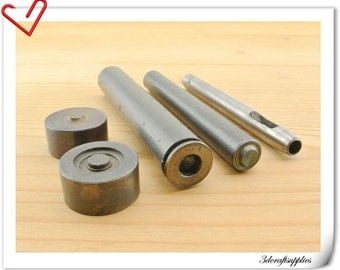 how to use a rivet setter tool