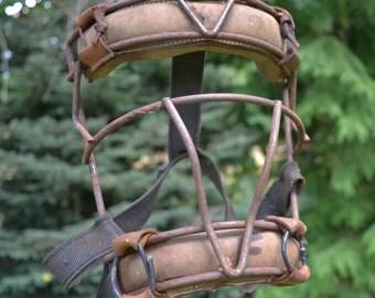 Vintage Baseball Catcher's Mask