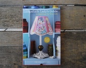 DIY Lampshade Lamp Shade Book - The Lampshade Lady's Guide to Lighting Up Your Life- by Judy Lake - Make Your Own - Free Shipping