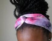Tropical I ELASTIC Turban Headband