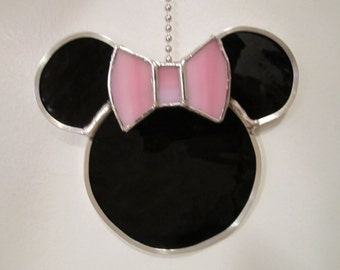 Light Pull  Lady Mouse Ears
