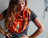 Jager Gray Orange Tie Dye...
