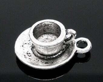 Cup & Saucer - Set of 4 - #HK1003