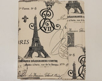iPad 4 Cover, iPad 3, iPad 2, READY to Ship for iPad, Paris Eiffel Tower iPad Case