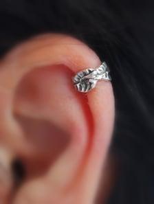 bagues d 39 oreilles ear jackets dans boucles d 39 oreilles etsy bijoux. Black Bedroom Furniture Sets. Home Design Ideas