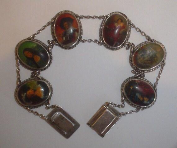 Silver Masters Sterling Link Bracelets