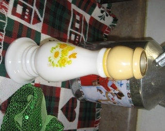Vintage Collectable Avon Candle Stick Holder