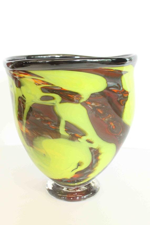 Home Decor Large Glass Bowl 1