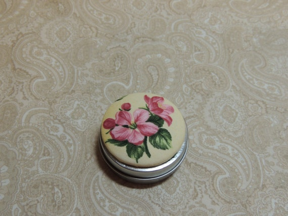 Pretty Pink Posey's Floral Tooth Fairy Box, Trinket Box