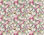 hello kitty x liberty art fabric  2013 - Last series - best selection - hide and seek - kakurenbo- fat quarter - pink mix
