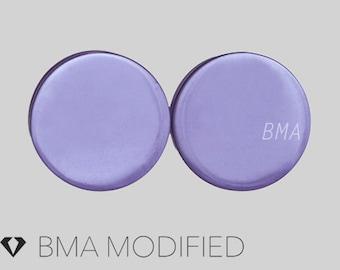 4g (5mm) Light Purple Glass Plugs