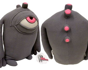 Mitchell M. Monster Cyclops Hugging Plush Toy