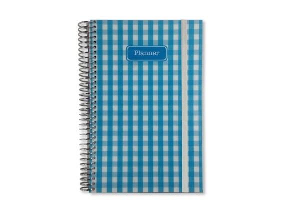 2016 Weekly Planner Organizer | 2016-2017 Planner | Personalized Planner | Weekly Monthly Planner | Weekly Organizer | Agenda Planner