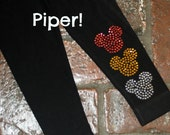 Piper mickey head leggings size 2-12
