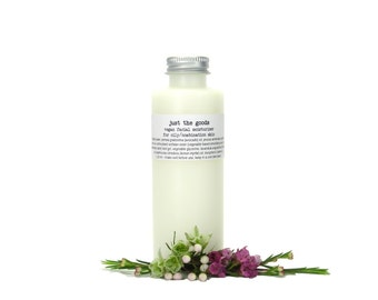 Vegan Oily Combination Skin Moisturizer - 4 oz / 118 mL