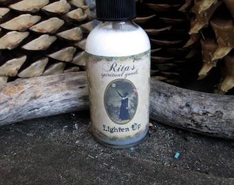 Rita's Lighten Up Spiritual Mist Spray - Instantly Lighten the Energy in a Room