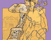 COPRA: the WIR in North Carolina Issue, Limited Edition Comic Book