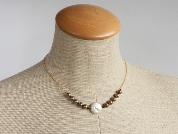Simple elegance pearl necklace, part 2