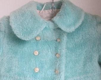 Vintage 1950s 2 pc Toddler's Snowsuit Pants n Coat