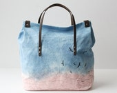 Reserved for Lowri  - Sky Weekend Bag