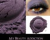 Clearance-Purple Mineral Eyeshadow 'Amethyst'