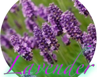 Lavender  Incense 25 sticks with mini crystals