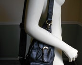 Leather Purse / Cross Body Bag / Sling Bag