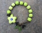 Blueberry Limeade Bracelet