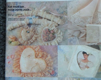 McCalls Crafts  2350 Bridal Accessory Package
