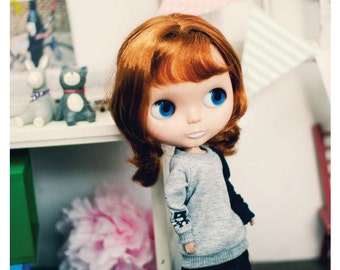 Blythe coloration T-s -Gray