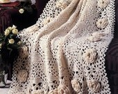 Lacy Rose Afghan