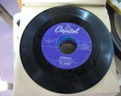 45's, Vintage Music Records, Capitol, Ray Anthony, Harbor Lights, Never The Less