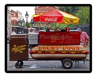 The Lucky Dog Man
