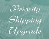 Priority Shipping Upgrade US ONLY
