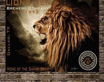Lions Den Brewery