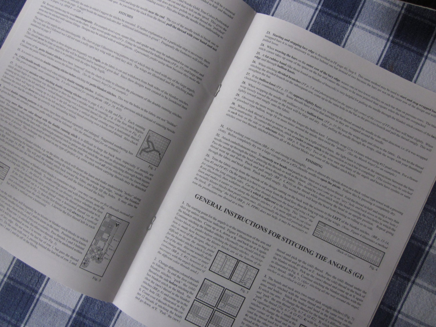 Two hardanger embroidery booklets rnr read it now or