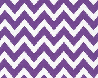 Remix Chevron by Ann Kelle for Robert Kaufman Fabrics, Crocus 1/2 yd total