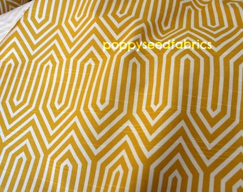 Premier Prints, Trails Corn Yellow-Slub - home decor fabric, Half  Yard