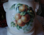 Peaches by San Doo  Electric Tart Warmer