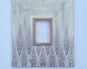 5x7 Metallic Tribeca Frame