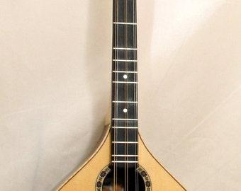 Deluxe Walkaround Dulcimer, Guitar style,