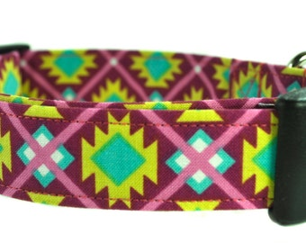 The Shelby - Floral Dog Collar