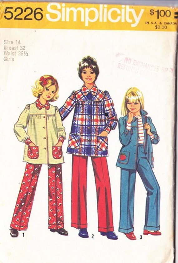 how to style the back of your hair smock top and pattern simplicity pattern 5226