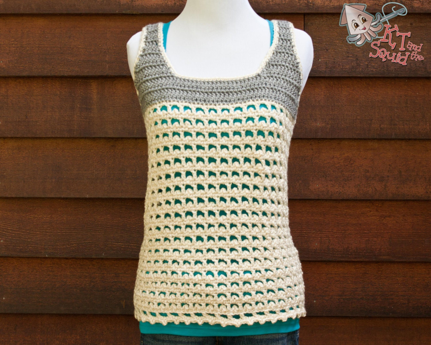 Crochet tank pattern crochet tank pattern summer spring zoom bankloansurffo Choice Image